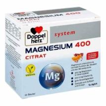 Doppelherz Magnesium Citrat 400mg  20 db