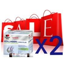 Doppelherz Porcvitamin – Kollagén 11000 akciós csomag 2 db
