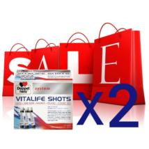 Doppelherz System Vitalife Shots akciós csomag 2 db