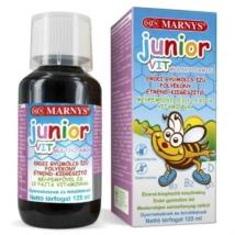 Marnys Junior vit folyékony multivitamin erdei gyümölcsös  125 ml