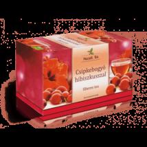 MECSEK Csipkebogyó hibiszkusszal filteres tea 20 db