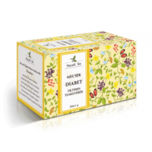 MECSEK Diabet teakeverék filteres 20 db