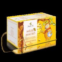 MECSEK Mézes mackó rooibos teával  és mézzel filteres 20 db