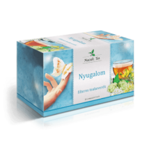 MECSEK Nyugalom tea filteres 20 db
