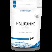Nutriversum  100%  L-Glutamine  500 g  BASIC - ízesítetlen