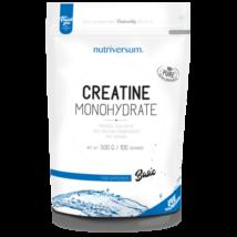 Creatine (kreatin) Monohydrate - 500g - BASIC - Nutriversum - ízesítetlen 500 g