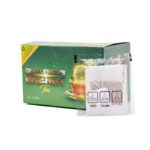 Gentlemen's Energy Tea –  POTENCIANÖVELŐ  ÉS IMMUNERŐSÍTŐ Citromos zöld tea 20 db