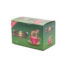 Gentlemen's Energy Tea – POTENCIANÖVELŐ ÉS IMMUNERŐSÍTŐ ERDEI GYÜMÖLCS zöld tea 20 db