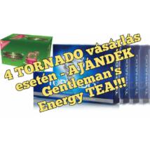 Tornado potencianövelő akciós csomag 4 db + ajándék 1 db Gentlemen's Tea