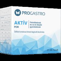 ProGastro AKTÍV Éloflórát tartalmazó por 31 db