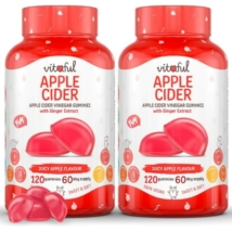 Vitaful Apple Cider Almaecet Gumivitamin akciós csomag 2 db