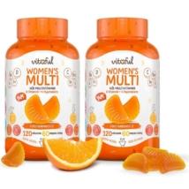 Vitaful Women's Multi Női Multivitamin Gumivitamin akciós csomag 2 db