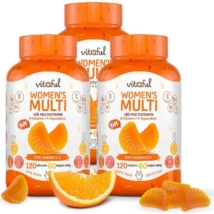 Vitaful Women's Multi Női Multivitamin Gumivitamin akciós csomag 3 db