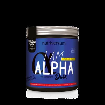 nutriversum-i-am-alpha-300-g