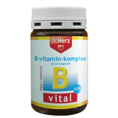 DR Herz B-Komplex vitamin kapszula 60 db