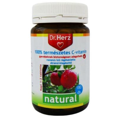 dr-herz-100-termeszetes-c-vitamin-acerolabol-180-db