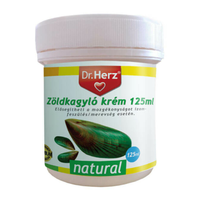 dr-herz-zoldkagylo-krem-125-ml