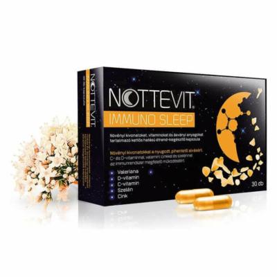 nottevit-immuno-sleep-kapszula-30-db