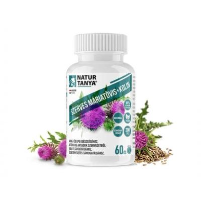 natur-tanya-szerves-mariatovis-mag-kivonat-kolinnal-160mg-szilimarin-tartalommal-a-maj-egeszsegeert-60-db