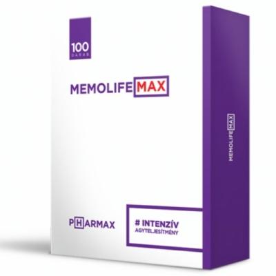 pharmax-memolife-max-kapszula-100-db