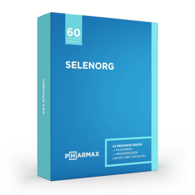 pharmax-selenorg-szelen-tabletta-60-db