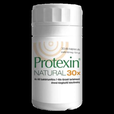 protexin-natural-kapszula-30-db