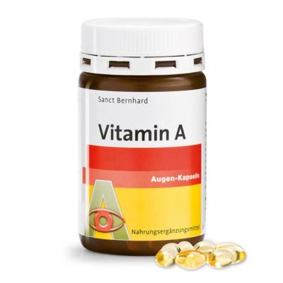 sanct-bernhard-a-vitamin-kapszula-800-g-180-db