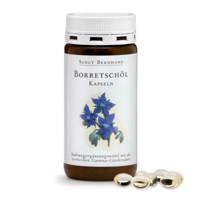 sanct-bernhard-borago-olaj-kapszula-180-db