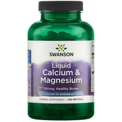 swanson-folyekony-kalcium-magnesium-kapszula-100db